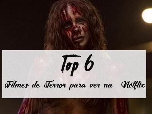 [Top 6] Filmes de terror para assistir na Netflix