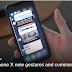 Inilah Semua Gerakan dan Perintah Sentuhan Baru di iPhone X