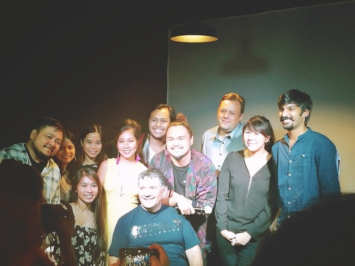 Story Nights Manila - an exclusive storytelling club in Manila