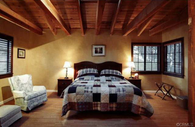 Spanish house in Lake Arrowhead