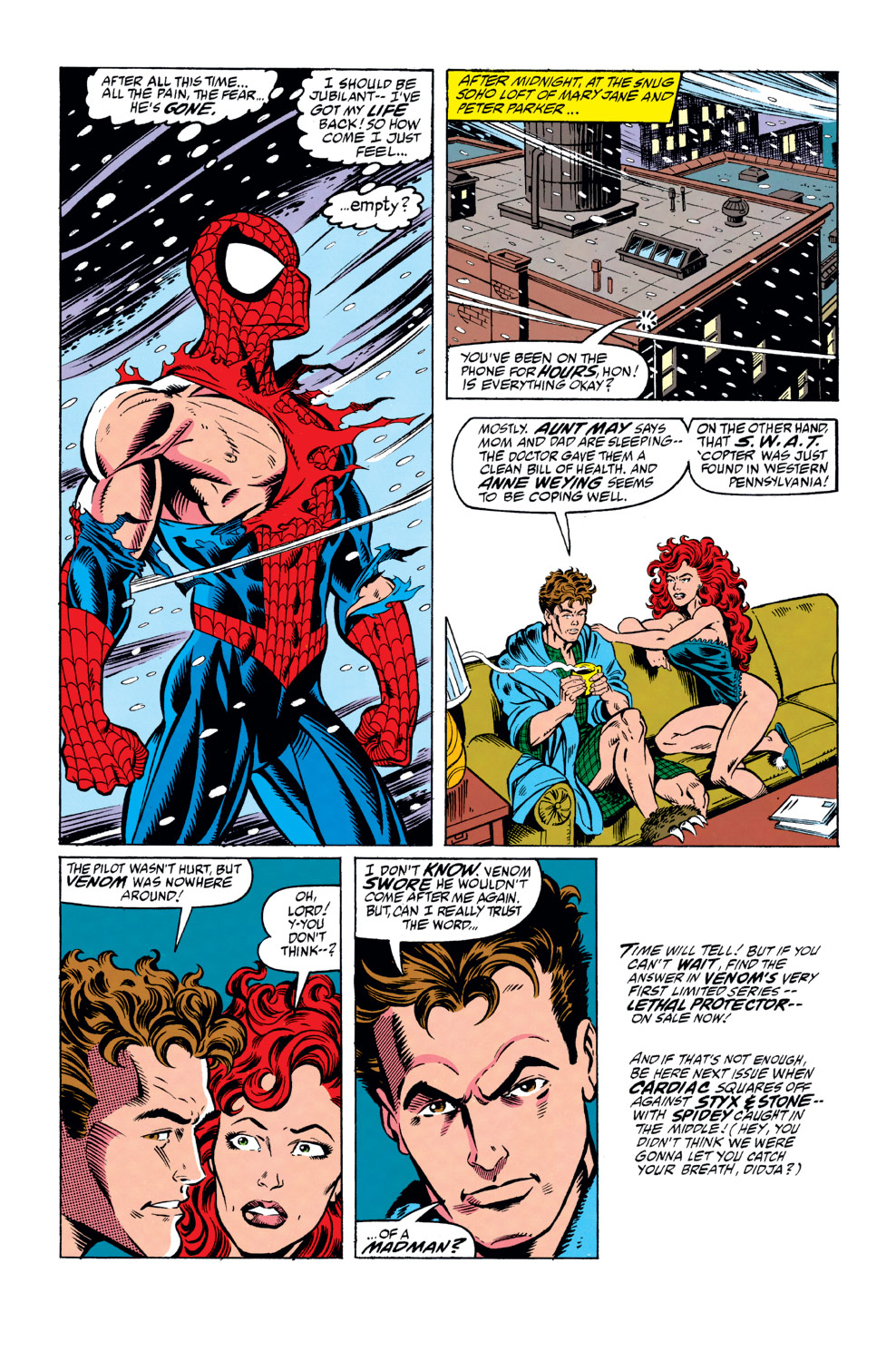 The Amazing Spider-Man (1963) 375 Page 28