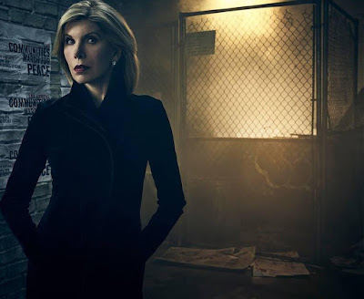 The Good Fight Season 3 Christine Baranski Image 1