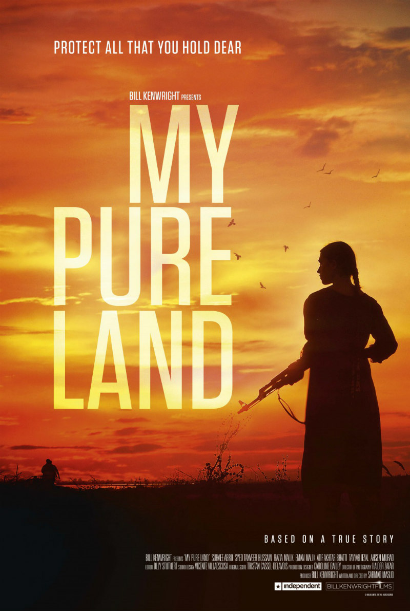 my pure land movie poster