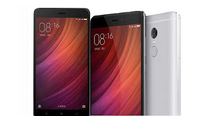 Harga dan Spesifikasi Xiaomi Redmi Note 4X Terbaru 2017