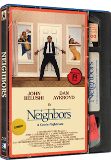 Blu-ray Review: Neighbors (Retro VHS Style)