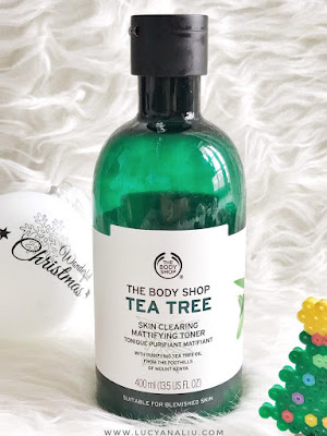 The Body Shop Tea Tree Series