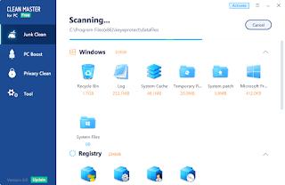 تحميل Clean Master for PC Pro 6.0 مجانا لتنظيف وحماية الكمبيوتر