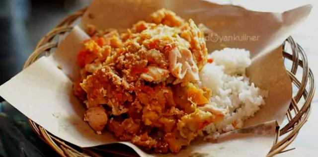 Cara membuat ayam geprek rumahan