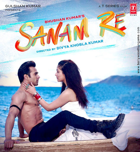 Sanam Re (2016) Movie Poster No. 6