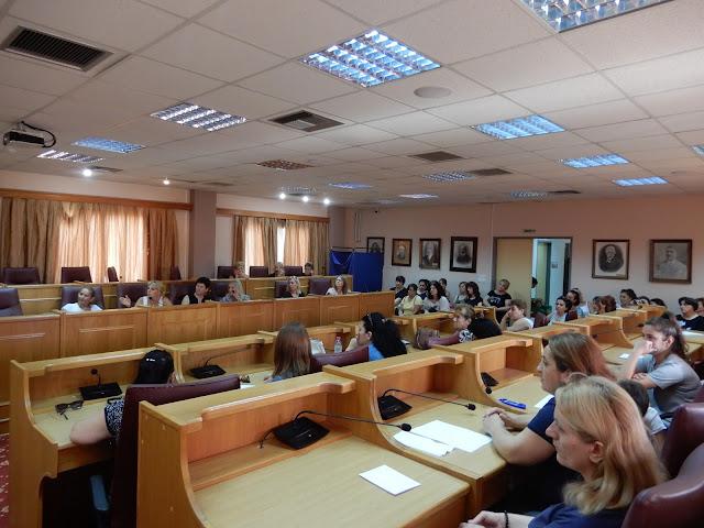 Άρτα: Συναντήσεις του Δημάρχου Αρταίων, Χρήστου Τσιρογιάννη με τους διευθυντές εκπαίδευσης
