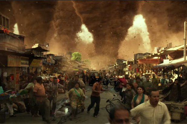 Geostorm: Film Review