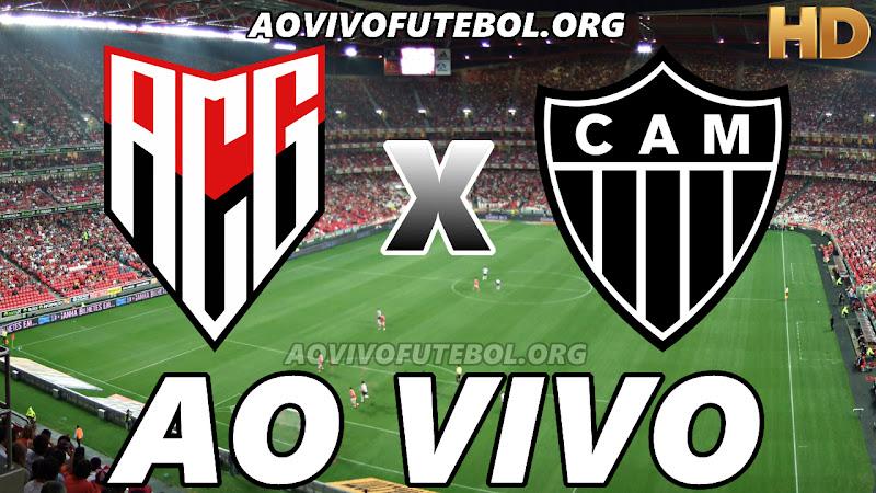 Atlético Goianiense x Atlético Mineiro Ao Vivo HDTV