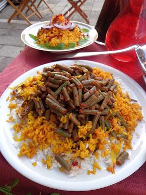 La mia cucina persiana Io e la mia Cucina Persiana sul
