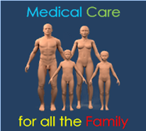Medical Care for all the Family