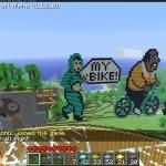 Minecraft Animal Bikes 1.4.6