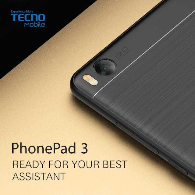 Tecno Phonepad 3 Full Review,Specifications And Pricing