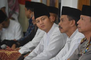 Safari Ramadhan, Wabup Arifin Ajak Warga Masyarakat Tingkatkan Ibadah