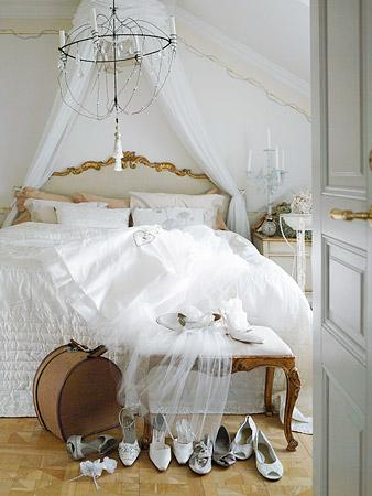 97 White Boho Room