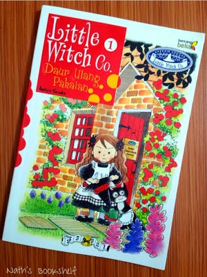 Little Witch Co. 1 - Daur Ulang Pakaian