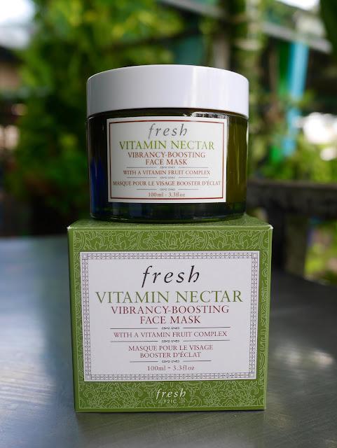 Review Fresh Mask 6 ส ตรรวด Sugar Umbrian Clay Rose Black Tea Perfecting Black Tea Overnight Vitamin Nectar