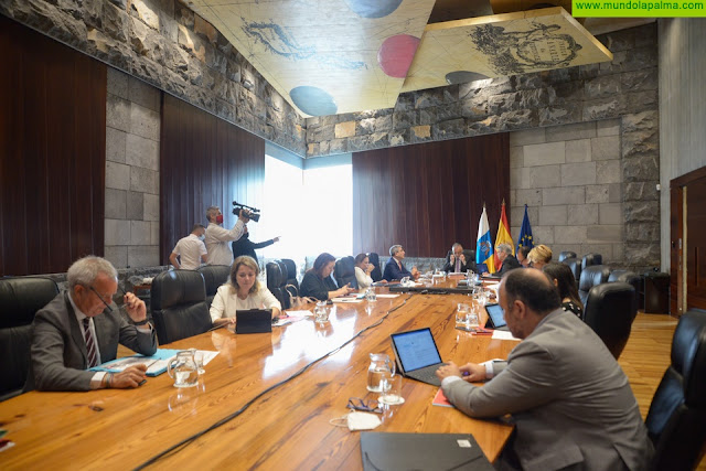 El Consejo de Gobierno de Canarias nombra a la secretaria general técnica de la Consejería de Sanidad y al nuevo director del SCS