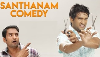 Santhanam Hits | Compilation | Super Comedy Collections