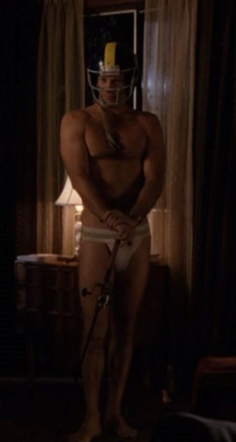 Hung thomas jane naked