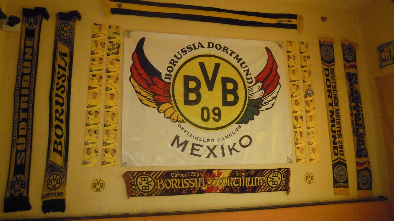 El recinto para el Dortmund en México ya tiene marca d3a37c9fd3b