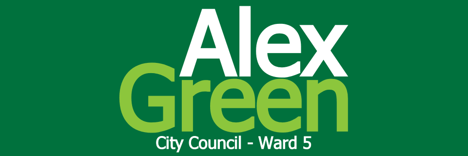 Alex Green for City Council
