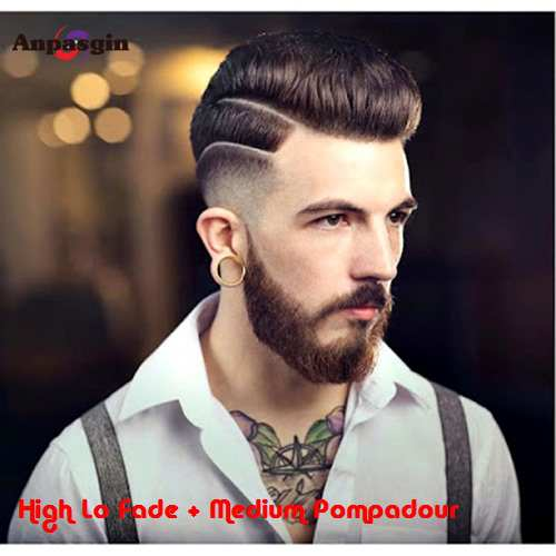Model Gaya Rambut Pria / Lelaki Terbaru 2016