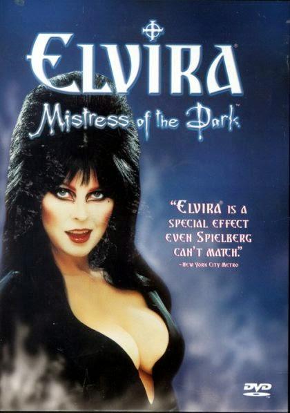 Elvira, reina de las tinieblas, film
