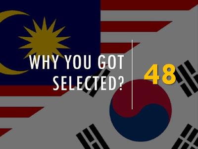 Persoalan bagi membuka persepsi baharu kepada bakal guru Malaysia ke Korea