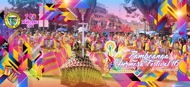 Zamboanga La Hermosa Festival 2016 Schedule of Events