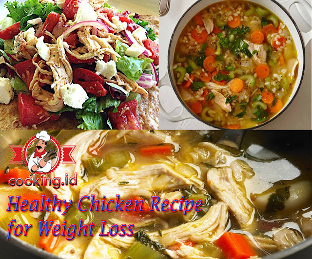 Healthy Chicken Recipes to Weight Loss