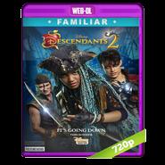 Descendientes 2 (2017) WEB-DL 720p Audio Dual Latino-Ingles