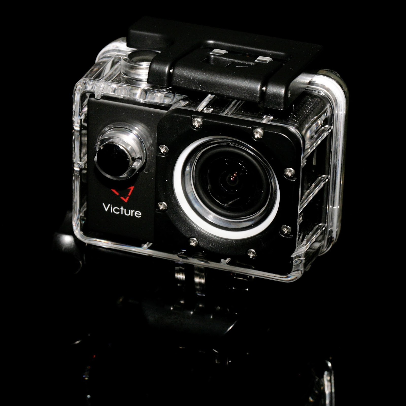 Victure 1080p 12MP Action Camera Review