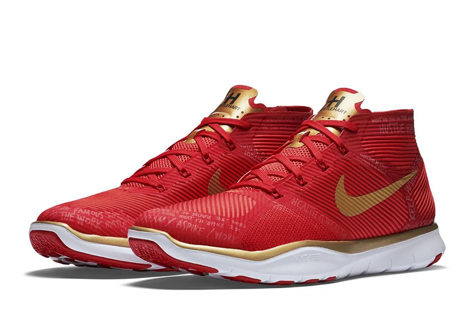 cd97dec61fa Nike Free Train Instinct Hustle Hart  Red  Release Date - Sneaker ...