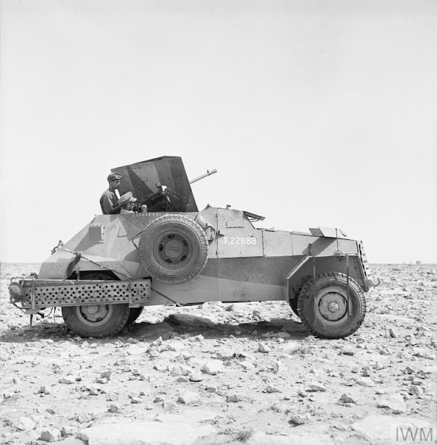 Marmon Herrington armoured car 8 May 1941 worldwartwo.filminspector.com