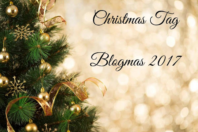 Blogmas #7 Christmas Tag Number One