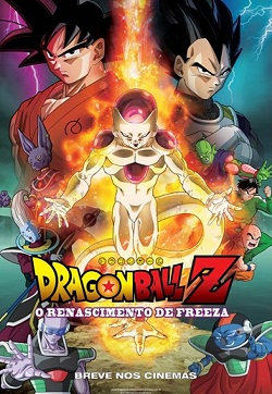 Dragon Ball Z – O Renascimento de Freeza Dublado