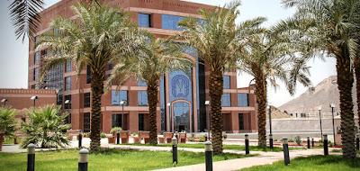 Dosen di Universitas Taibah Madinah asal sumbar