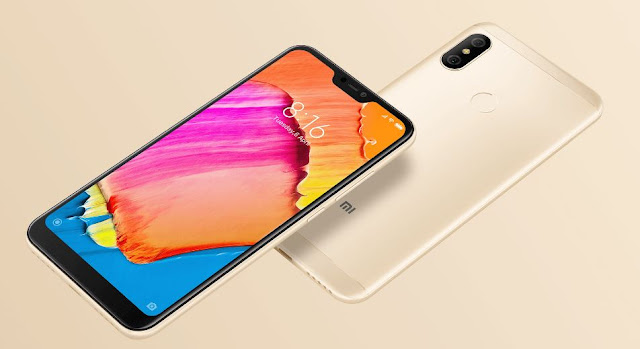 Xiaomi launches new smartphone with notched design #DeshKeNayeSmartphones