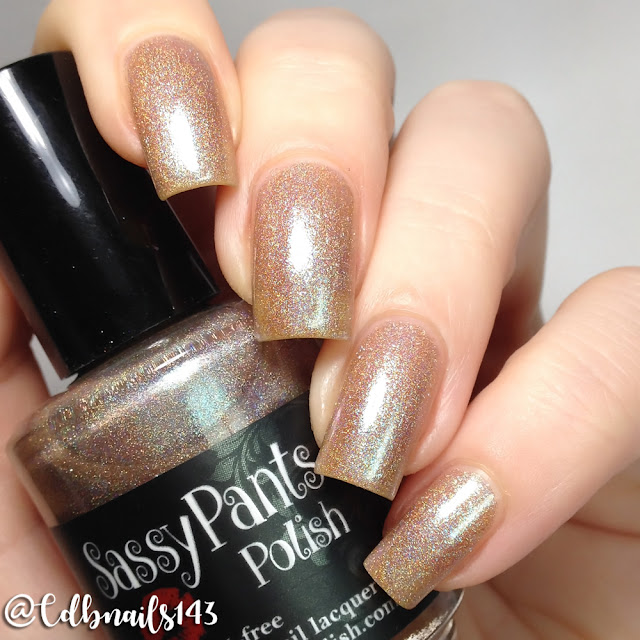 Sassy Pants Polish-Ethereal Twilight