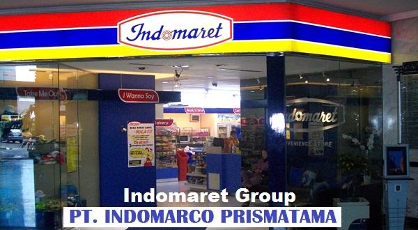 Lowongan Kerja PT Indomarco Prismatama (Indomaret Group) Posisi Administrasi, Kasir, Etc Lulusan SMA, SMK, D3, S1, Terbaru 2019
