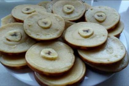 Resipi kek Lumpur pisang