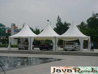 Sewa Tenda Kerucut - Sewa Tenda Kerucut Pernikahan
