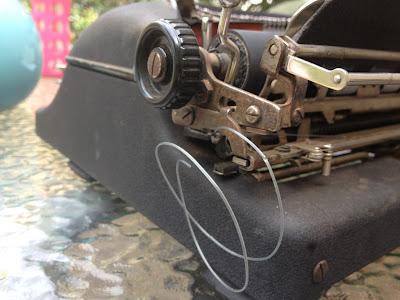 The Impatient Typewriter Mechanic