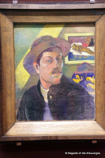 Autoportrait : Paul Gauguin
