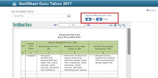 Kisi-Kisi Materi PLPG 2017 Semua Jenjang (TK , SD , SMP , SMA/SMK)