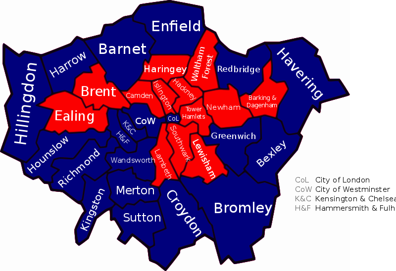 2012 London mayoral election